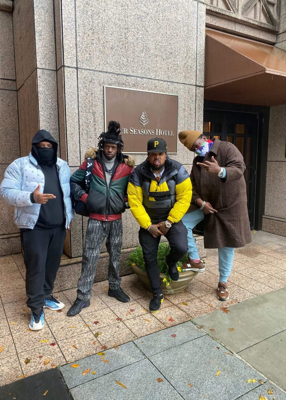 WestSide Gunn, Tha God Fahim & Mach-Hommy : la hache de guerreenterrée