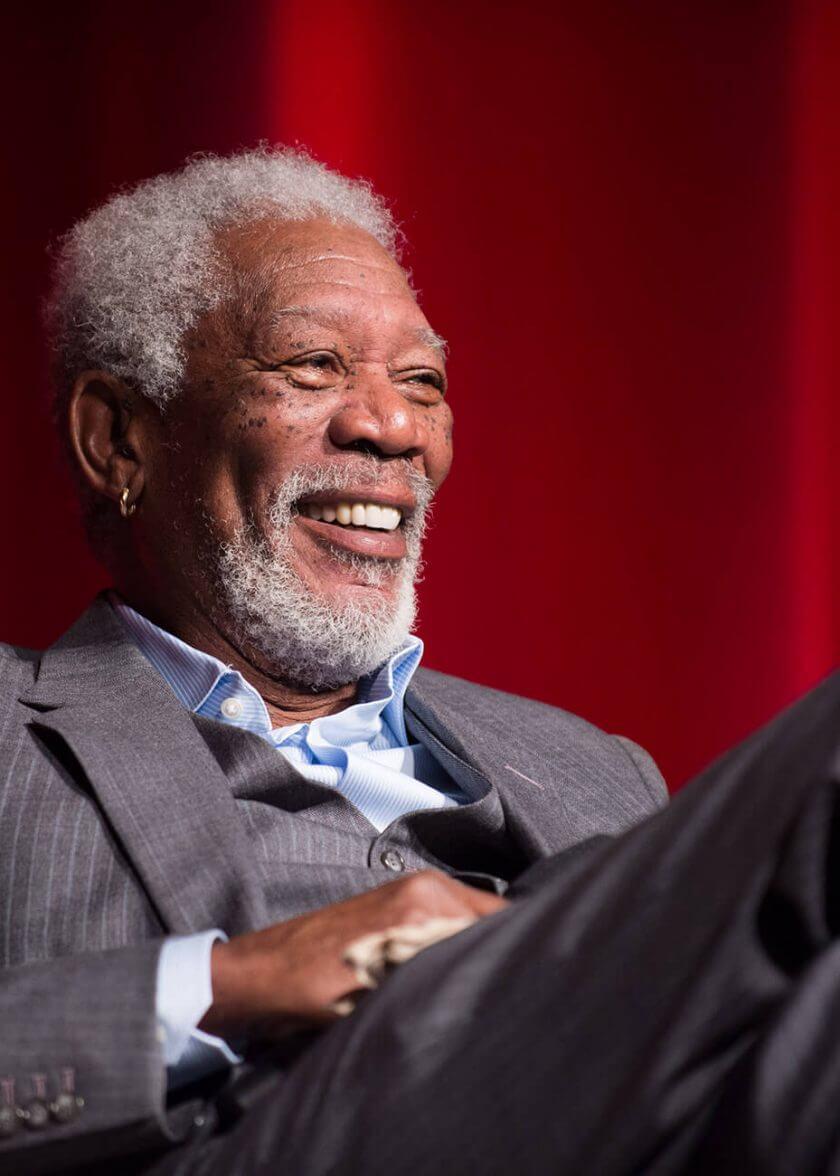 Le meilleur featuring de l'année : Morgan Freeman sur Savage ModeII