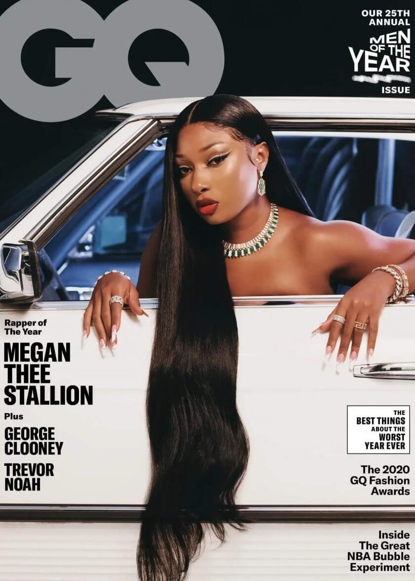 Megan Thee Stallion, une perle à protéger à toutprix