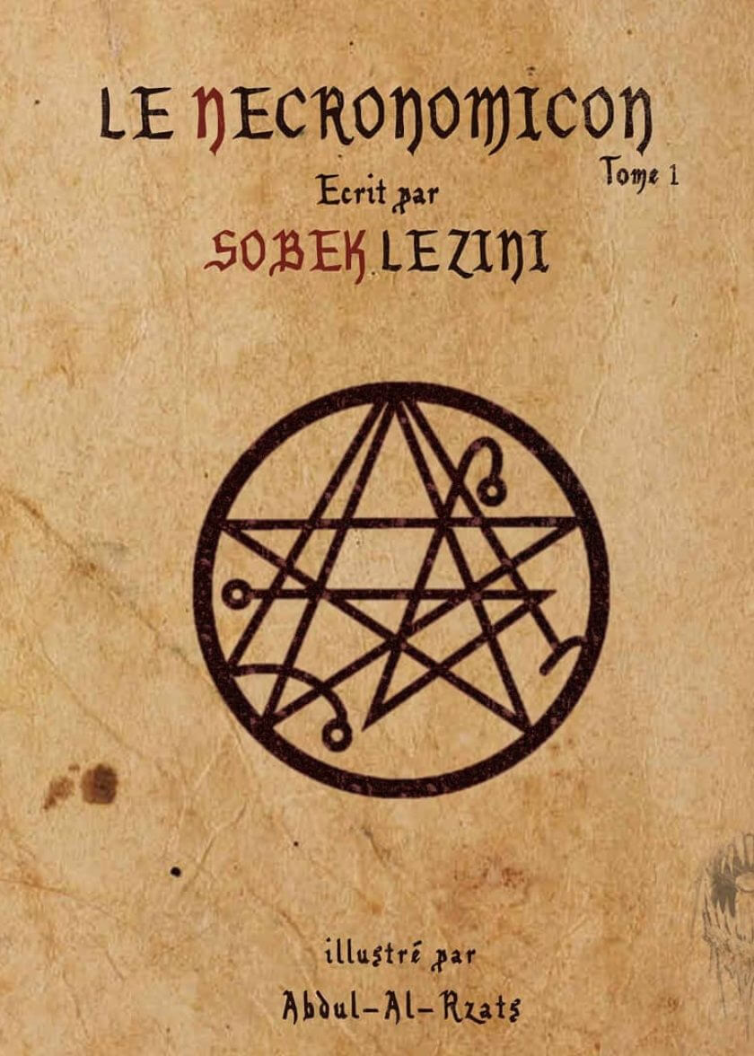 Sobek le Zini – Le Necronomicon
