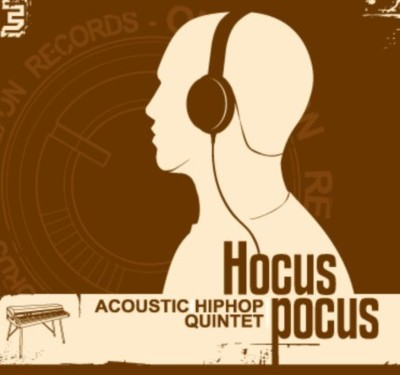 Acoustic Hip Hop quintet
