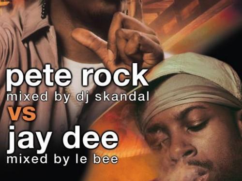 Pete Rock vs JayDee