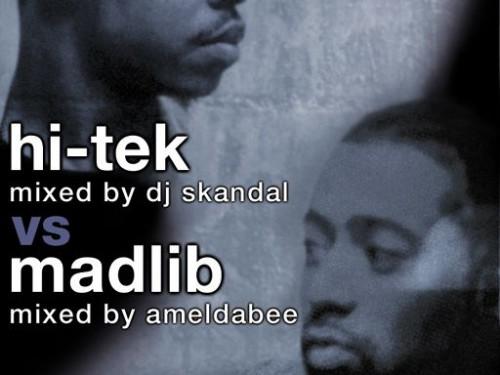 Hi-Tek vs Madlib