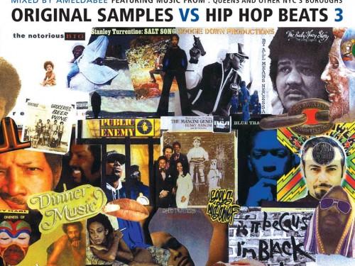 Original Samples vs Hip-Hop Beats3