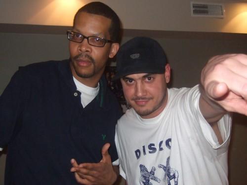 Kon & Amir: collectionneurs, DJs et vendeurs dedisques