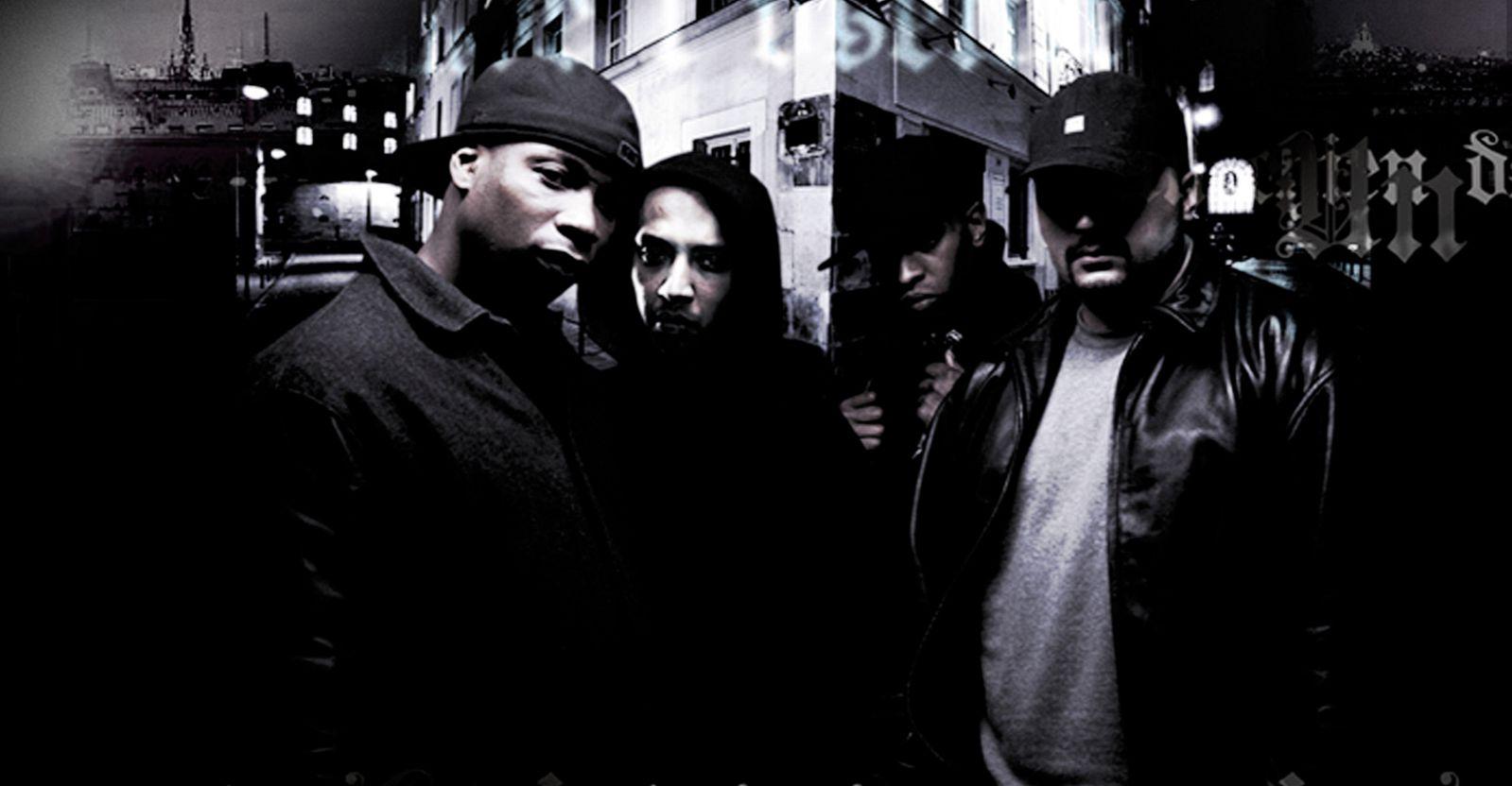 La Rumeur: «le rap, c'est du cinéma pouraveugles»