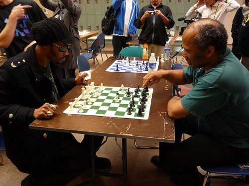 Hip-Hop, Chess and Life Strategies