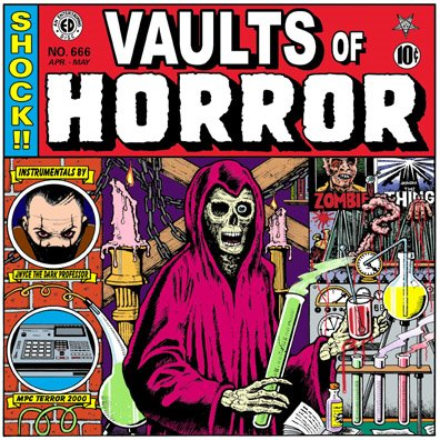 Vaults of horror