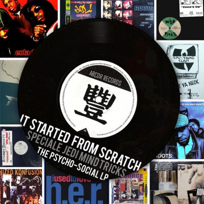 It Started from Scratch : The Psycho-Social LP