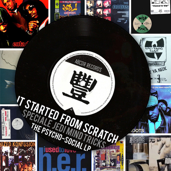 It Started from Scratc...