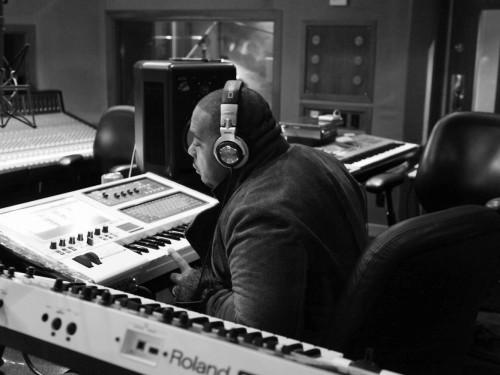Timbaland, le globe digger