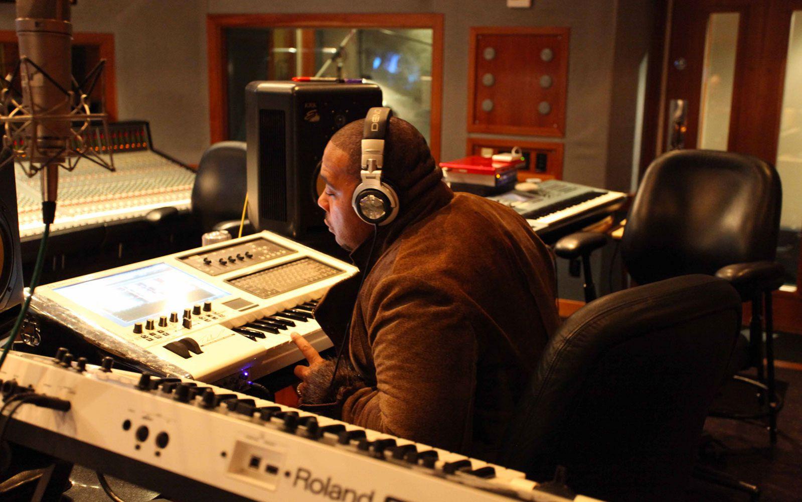 Timbaland, le globedigger