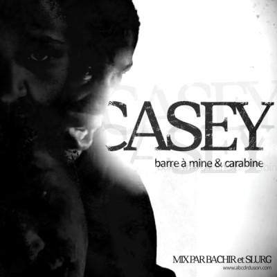 Casey – Barre à mine & carabine