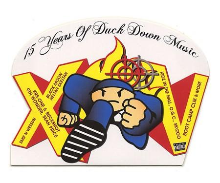 15 Years of Duck DownMusic
