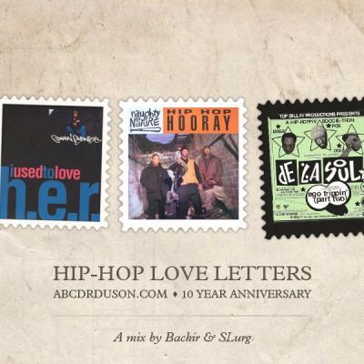 Hip-Hop Love Letters