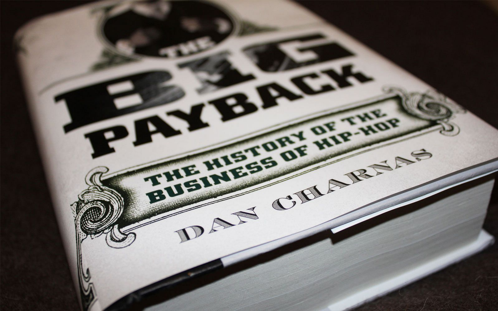 The Big Payback: 40 ans de businesship-hop