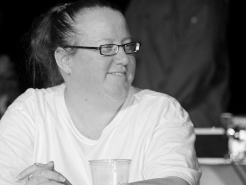 Wendy Day, lanégociatrice