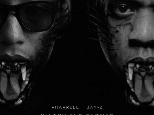 Pharrell & Jay-Z – Watch TheClones
