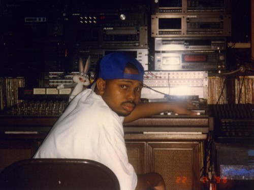 DJ Screw entre à l'université de Houston
