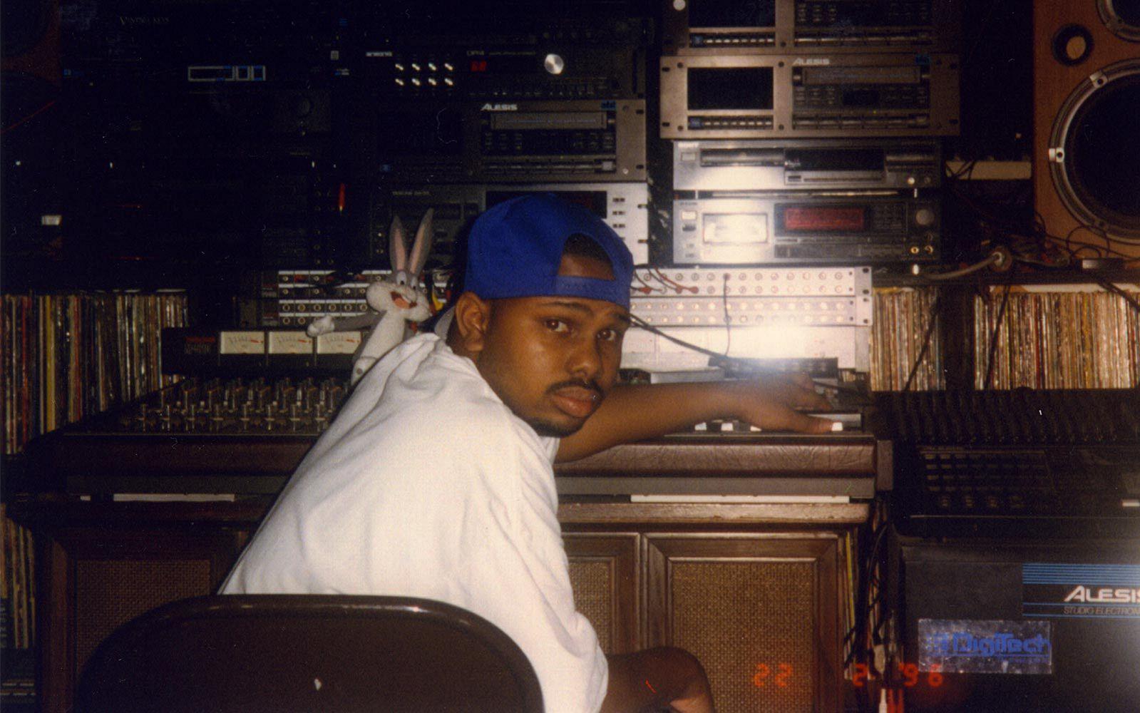 DJ Screw entre à l'universitédeHouston