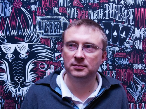 Sylvain Bertot: «Je trouve le rap français très premierdegré»