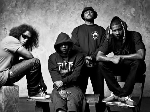 Black Hippy en quatrealbums