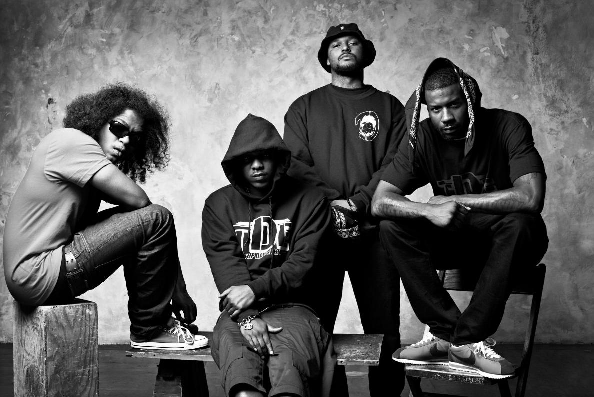 Black Hippy en quatre albums | Article | Abcdr du Son