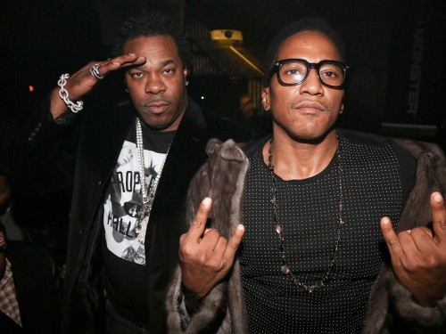 Busta Rhymes et Q-Tip, le duo intemporel