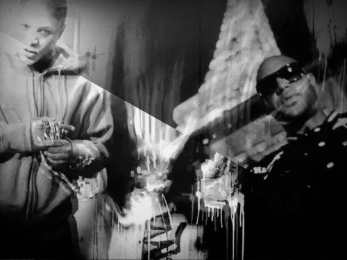 Chris Macari et Tcho: le rap français et l'image
