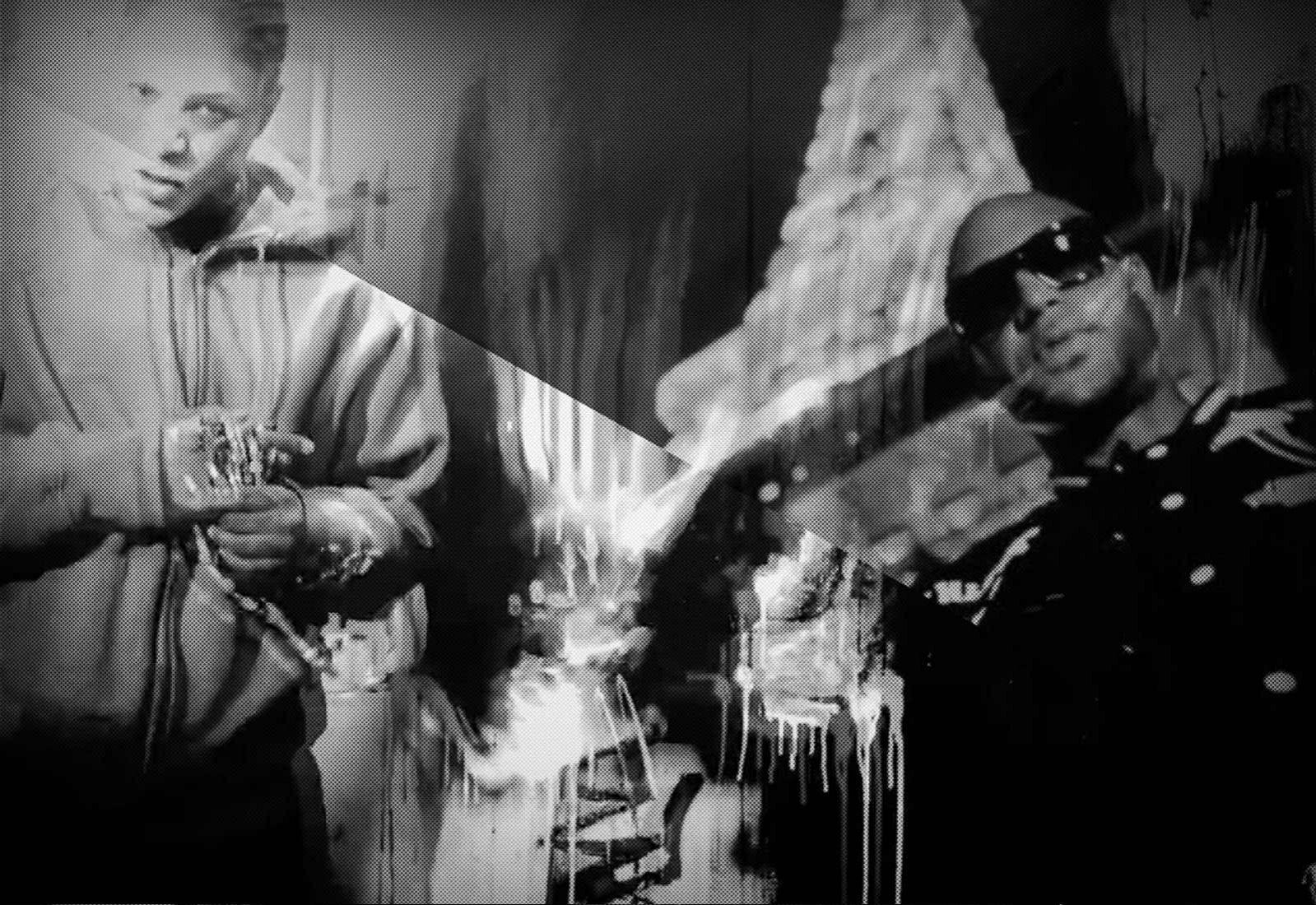 Chris Macari et Tcho: le rap français etl'image