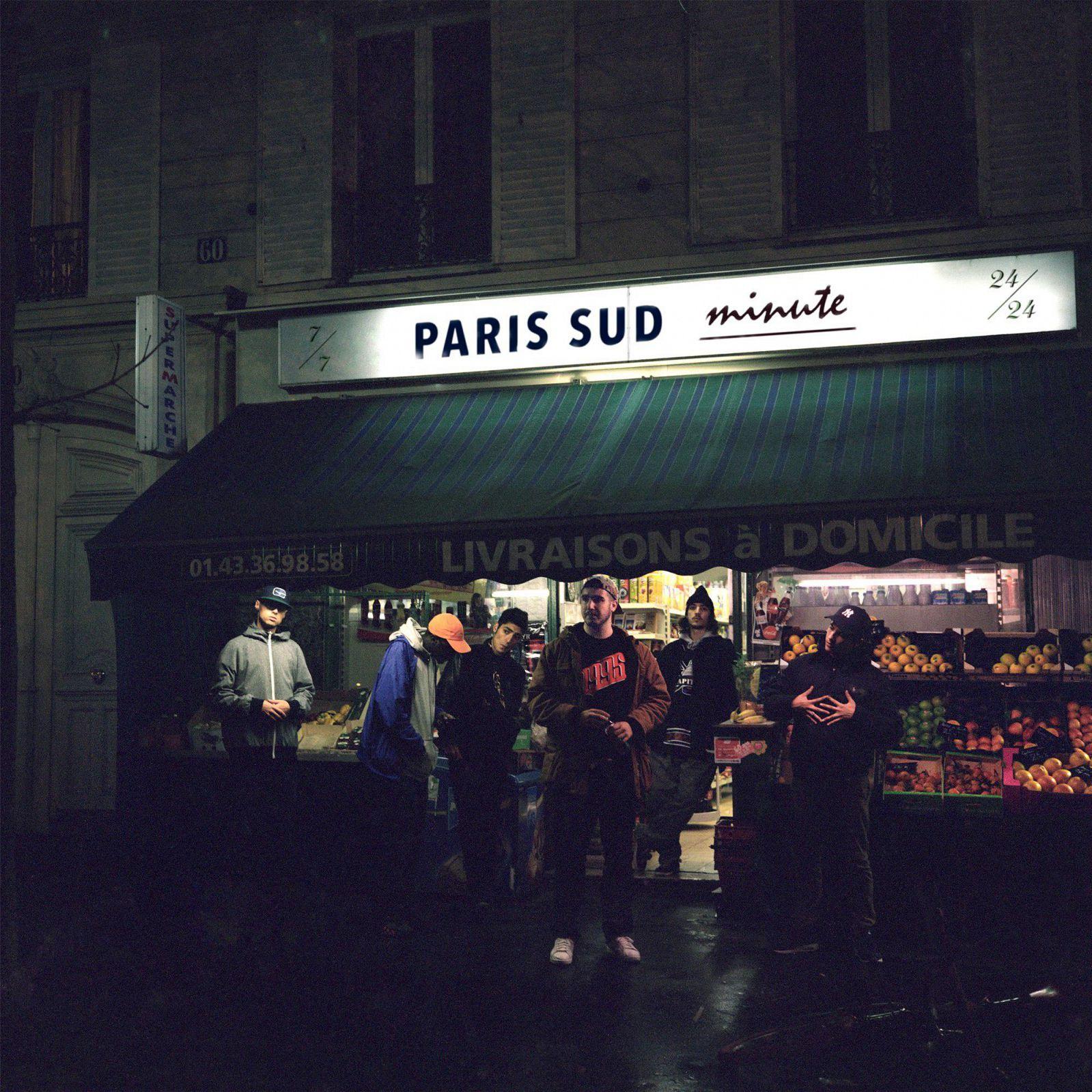 1995 - Paris Sud Minute - Abcdr Du Son