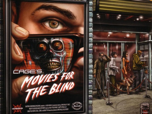 Movies for theBlind
