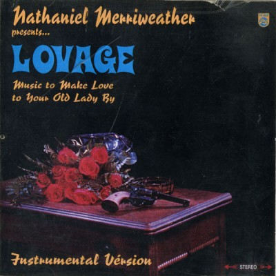 Lovage -Music to make love to your old lady by – Instrumental Version
