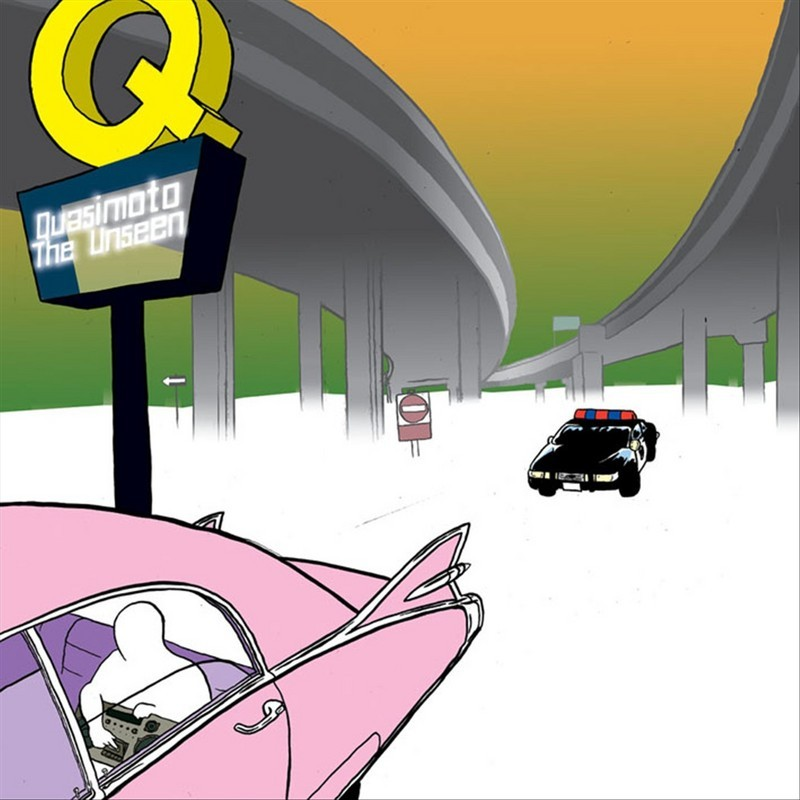 Quasimoto The Unseen Stones Throw Abcdr Du Son