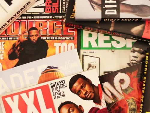 Hip-Hop Writers