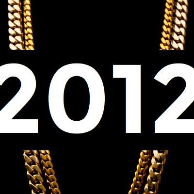 L'année rap 2012