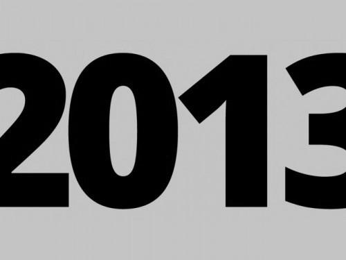 L'année rap 2013