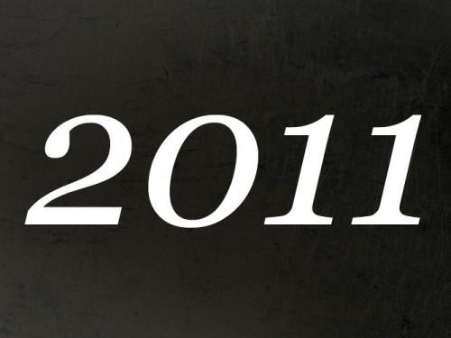 L'année rap 2011