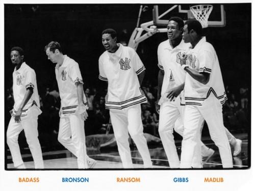 Knicks Remix et son Cinq Majeur defeu