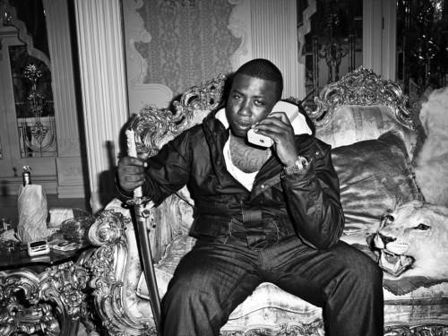Gucci Mane à l'école du rap game