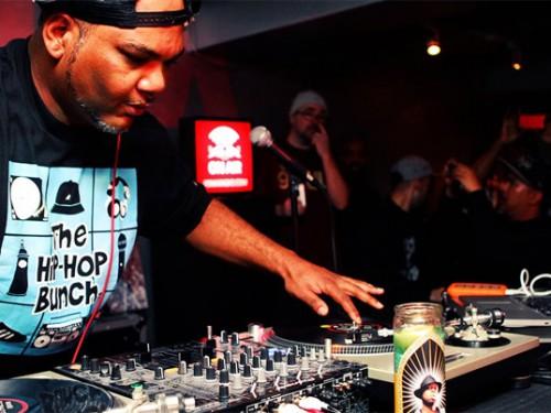DJ Maseo ce soir au NouveauCasino