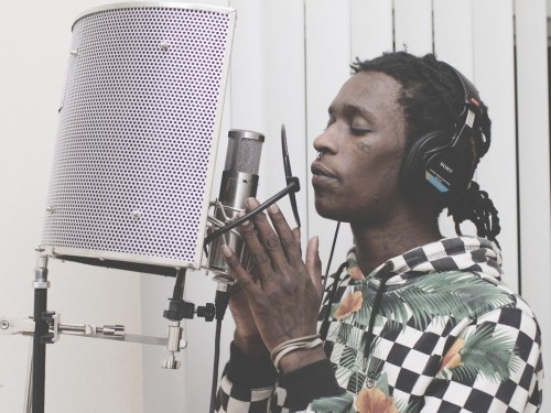 Une heure avec Young Thug