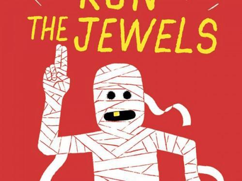 Run the Jewels en soirée depoche