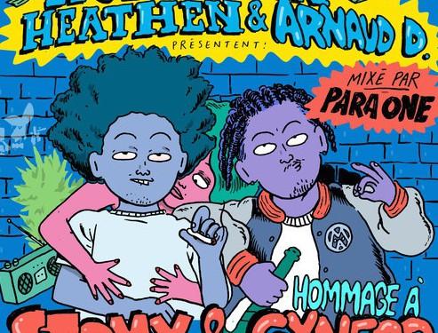 Mix spécial Stomy & Doc Gyneco signé ParaOne