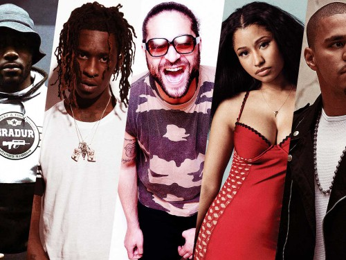 L'année rap 2014 vue parl'Abcdr