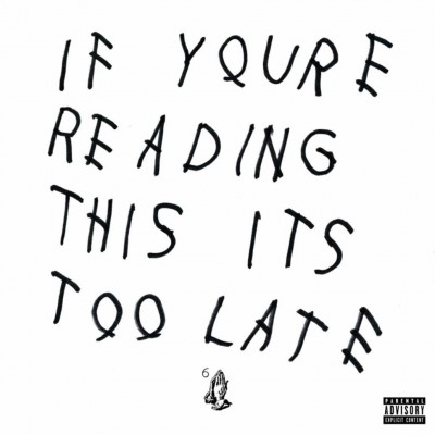 If You're Reading This It's TooLate