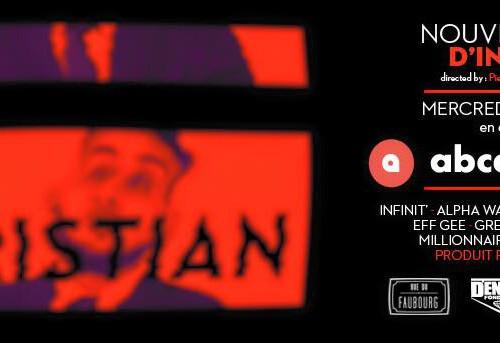 Infinit sort le clip de «Christian Estrosiremix»