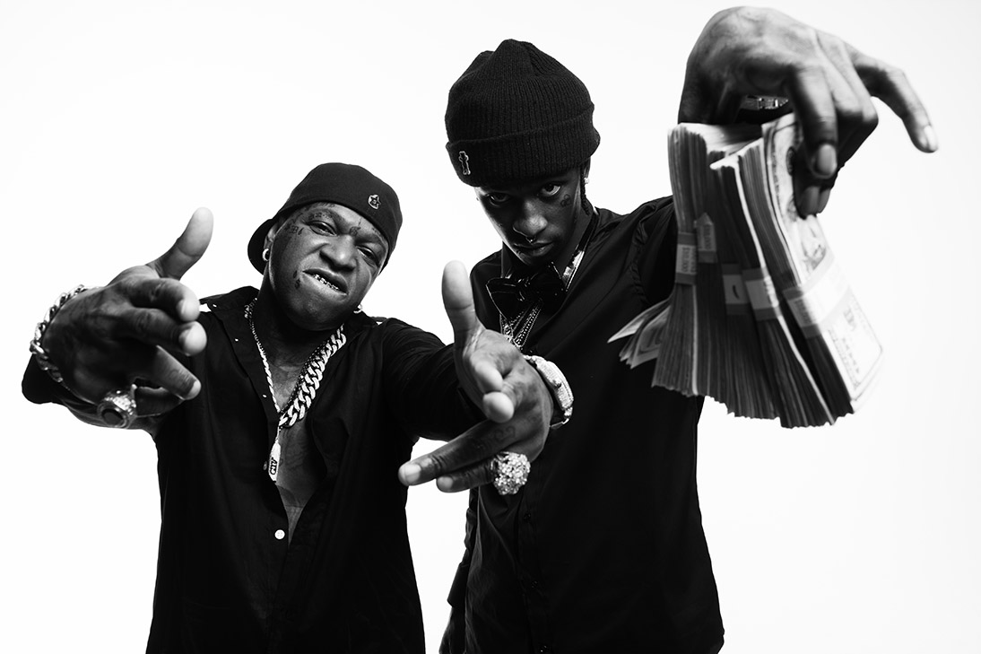 Top 5 des sorties rap: avril2015