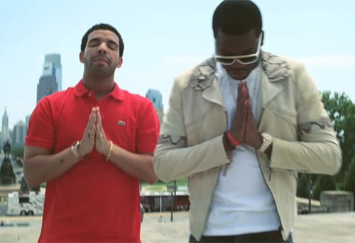 Une discussion autour de Drake, Meek Mill et Nicki Minaj