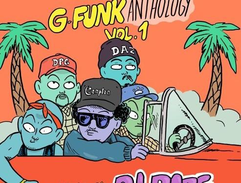 G-Funk, l'anthologie par Genevan Heathen et ArnaudD